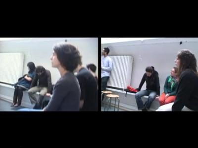 Diptyque vidéographique, captation 1 & 2